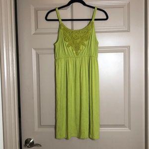 Style and company medium green dress